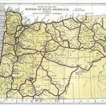 State Highways In Oregon   Wikipedia Pertaining To Oregon State Highway Map