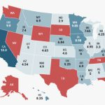 State Income Tax Rate Rankingsstate   Business Insider With State Income Tax Map