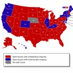 State Legislative Elections, 2016   Ballotpedia Pertaining To State Legislature Map 2016
