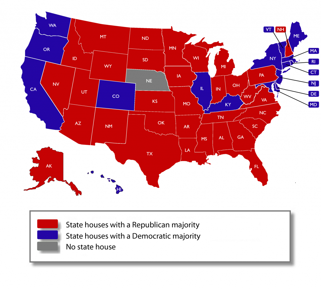 State Legislative Elections, 2016 - Ballotpedia pertaining to State Legislature Map 2016