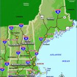 State Maps Of New England   Maps For Ma, Nh, Vt, Me Ct, Ri For Map Of Rhode Island And Surrounding States