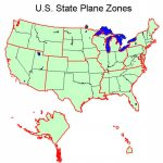 State Plane Coordinate System   Xms Wiki Regarding Texas State Plane Coordinate Map