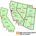 State Plane Coordinate System – Xms Wiki with State Plane Coordinate System Map