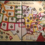 State Quarters   Decoding Your Dollars Throughout State Series Quarters Collector Map