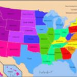States That Border Texas Map | Business Ideas 2013 Intended For Map Of Texas And Surrounding States