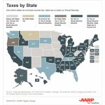 States That Offer The Biggest Tax Relief For Retirees Regarding Retirement Friendly States Map