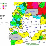 Statisticalmaps Throughout Bears In Washington State Map