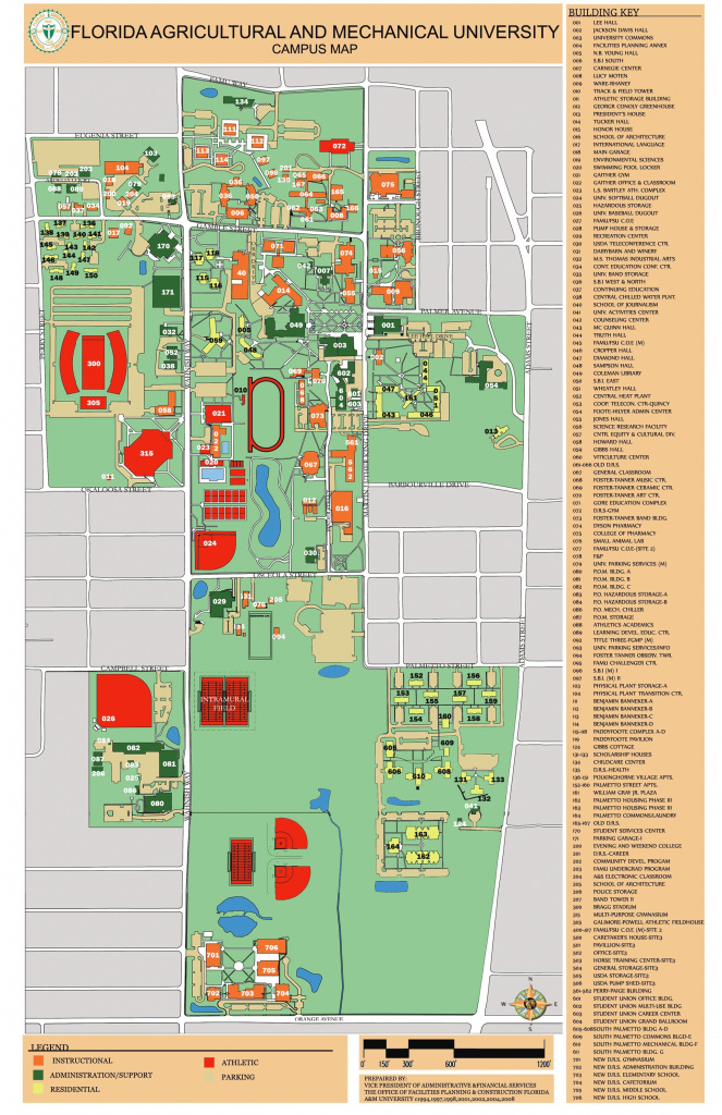Students - Florida Agricultural And Mechanical University 2018 with Florida State Colleges Map