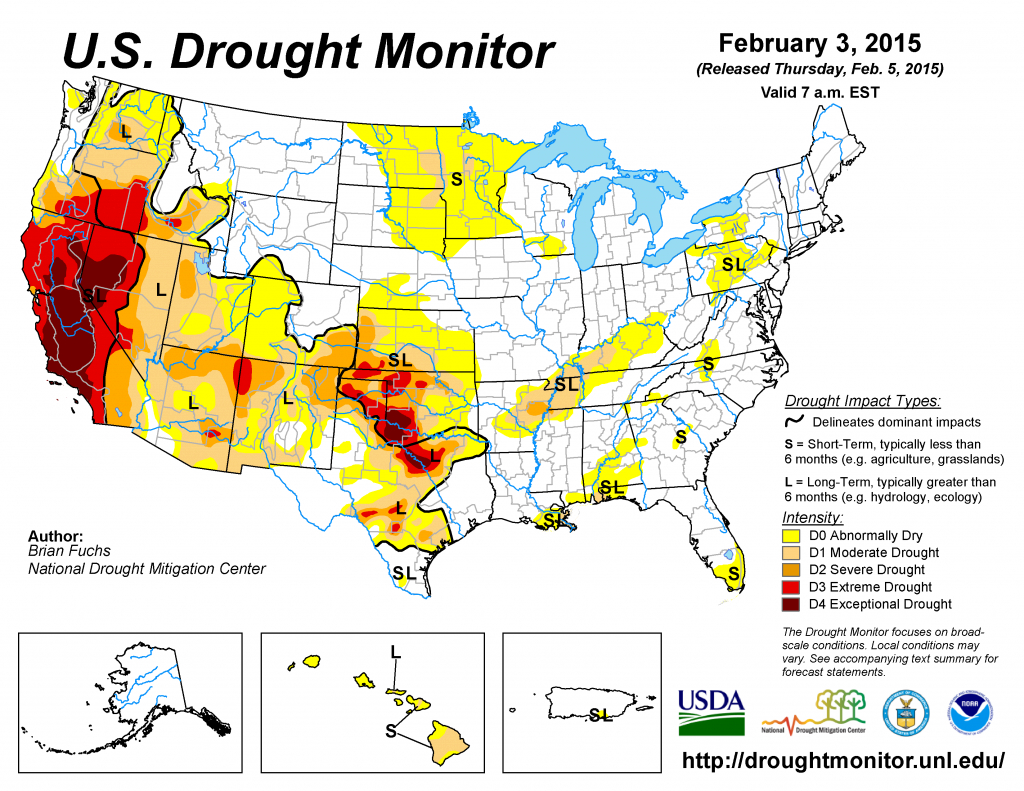 Synoptic Discussion - January 2015 | State Of The Climate | National for State Of The Map Us 2015