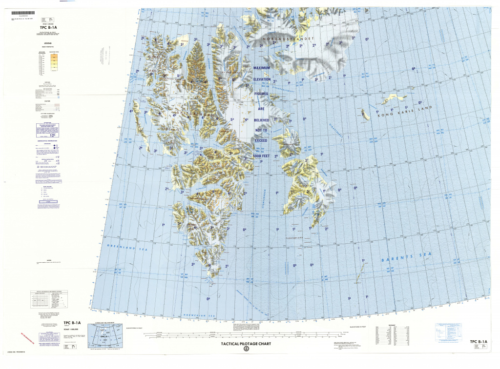 Tactical Pilotage Charts - Perry-Castañeda Map Collection - Ut intended for United States Defense Mapping Agency