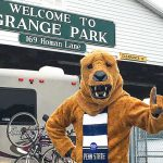 Tailgate This 2018 Psu Football Season At Grange Park! With Regard To Penn State Rv Parking Map