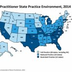 Tapping Nurse Practitioners To Meet Rising Demand For Primary Care For Nurse Practitioner Prescriptive Authority By State Map