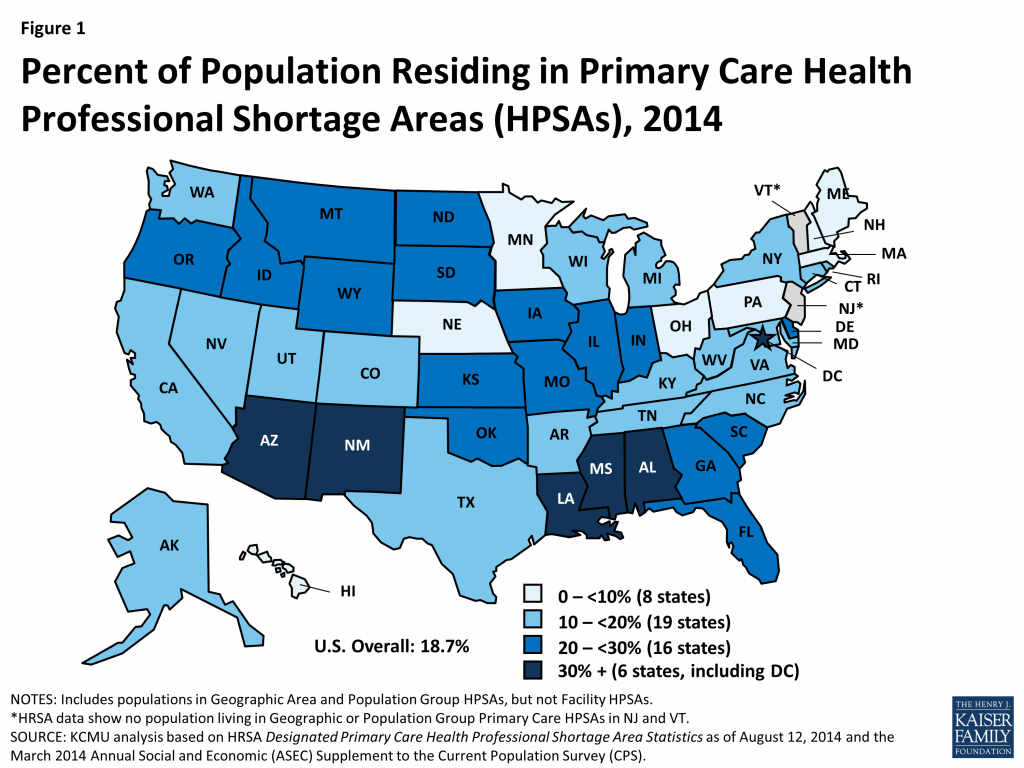 Tapping Nurse Practitioners To Meet Rising Demand For Primary Care within Nurse Practitioner Prescriptive Authority By State Map