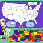 Technology Rocks. Seriously.: 50 States And Capitals With Put The States On The Map Game