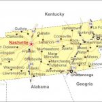 Tennessee Map, Map Of Tennessee With Cities, Road, River, Highways With State Map Of Tennessee Showing Cities