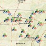 Tennessee State Park Locations (Picture Click) Quiz   Pertaining To Tennessee State Parks Map