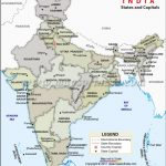 Test3 | Your Blog Description Within India Map With States And Capitals