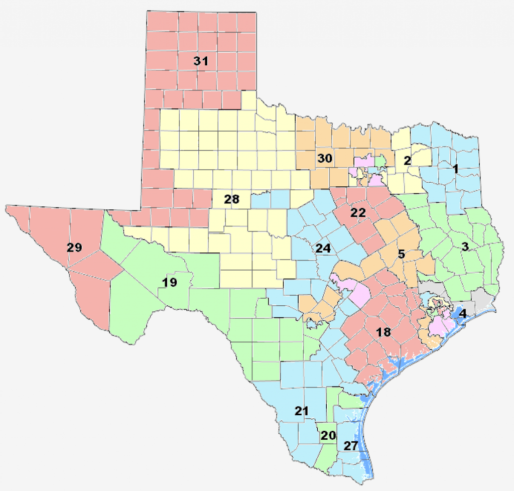 Texas Senate District Map | Business Ideas 2013 with regard to Texas State Senate District 24 Map