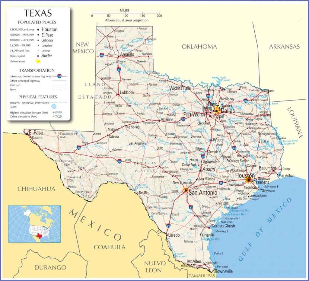 Texas State Map | Travel | Pinterest | Texas State Map, Texas And Map with regard to Www Texas State Map