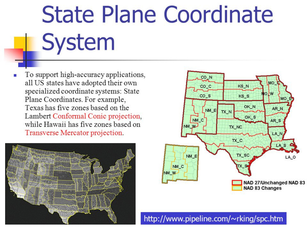 Texas State Plane Coordinate System Map | Business Ideas 2013 throughout Texas State Plane Coordinate Map