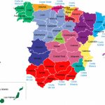 The 17 Wonderful Regions Of Spain Uncovered | Travel Republic Regarding Spain States Map