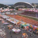 The 20 Best State Fairs In America throughout Oregon State Fairgrounds Map