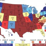 The 2016 Results We Can Already Predict   Politico Magazine Inside State Political Map