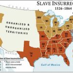 The Enslaved   What They Endured Pertaining To Map Of Slavery In The United States