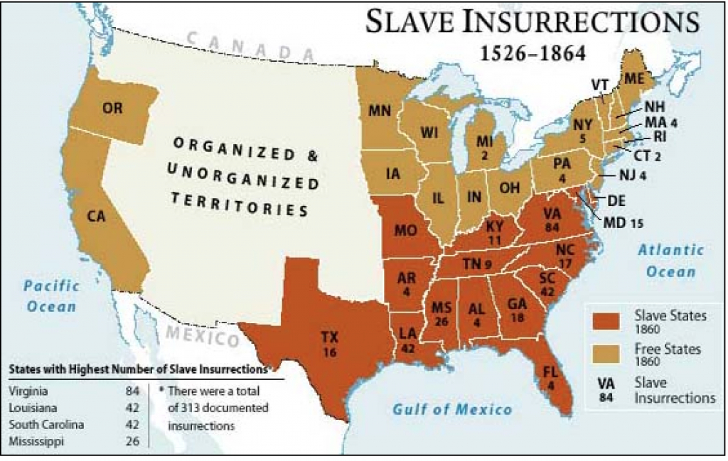 The Enslaved - What They Endured pertaining to Map Of Slavery In The United States