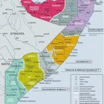 The Gulf Crisis: The Impasse Between Mogadishu And The Regions Pertaining To Jubaland State Map