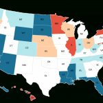 The Kiplinger Tax Map: Guide To State Income Taxes, State Sales Intended For Retirement Friendly States Map