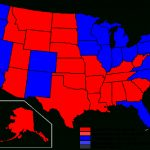 The New Political Map Of The United States   News | Planetizen Regarding United States Political Map