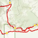 The Slot   California | Alltrails With Regard To Anza Borrego Desert State Park Map Pdf