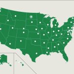 The U.s.: State Capitals   Map Quiz Game Throughout States And Their Capitals Map