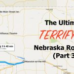 The Ultimate Haunted Nebraska Road Trip   Part 3 Pertaining To Map Of Fort Robinson State Park