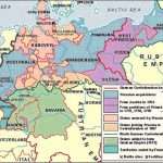The Unification Of Germany 1864 1871 Regarding German States Map 1850