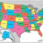 The United States   🌎🌍🌏 Geography Explained Pertaining To Map Of All 50 States