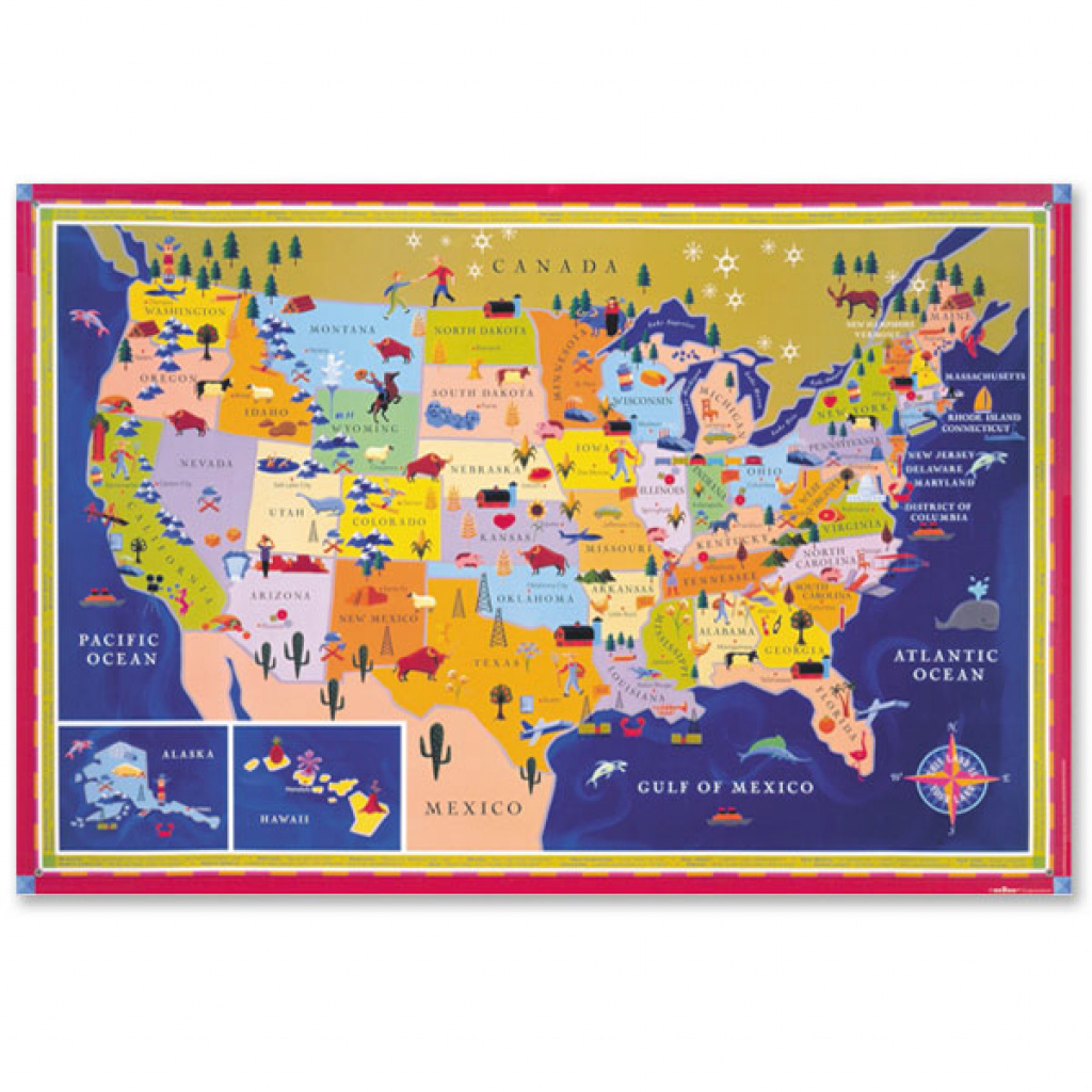 This Land Is Your Land United States Map in United States Product Map