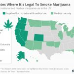 This Map Shows Where Marijuana Is Legal    The Motley Fool Pertaining To Legal States For Weed Map