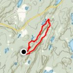 Three Lakes Loop Via Appalachian Trail   New York | Alltrails In Fahnestock State Park Trail Map