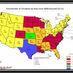 Tornado Alley In The United States: Guest Post 3Infrastructure Intended For Tornado Alley States Map
