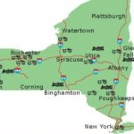 Tourist Attractions New York State Maps Update 512349 New York State Pertaining To New York State Tourism Map