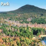 Trails | Nc State Parks Pertaining To Crowders Mountain State Park Trail Map