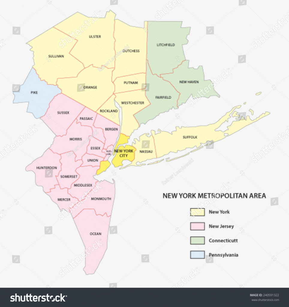 Tri State Area Map Bal Foyen Treasure Map 1 for Map Of Tri State Area Ny Nj Ct
