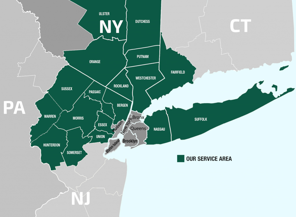 Tri State Area Map October Valid Maps Map Of The Tri State Area with Tri State Map