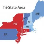 Tri State Area (Ny, Nj, Ct) Jobs   Real Estate Job Site With Regard To New York Tri State Area Map