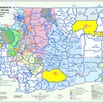 Tribal Hunting & Co Management: Treaty History And Interpretation With Washington State Tribes Map