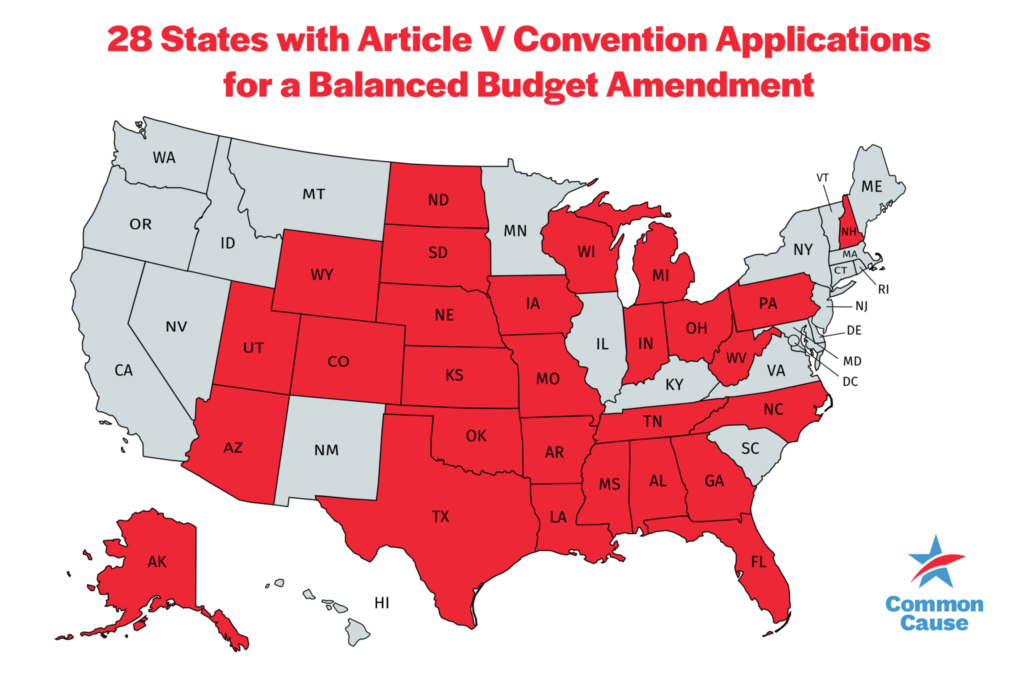 U.s. Constitution Threatened As Article V Convention Movement Nears regarding Convention Of States Map