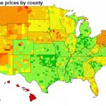 U.s. Gasoline Prices This Thanksgiving Are The Lowest In Seven Years Pertaining To Gas Prices Per State Map