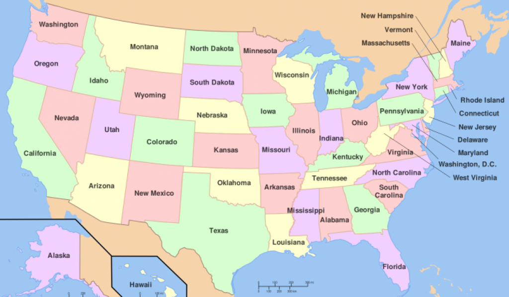 U.s. States Bordering The Most Other States - Worldatlas inside Google Maps With State Borders